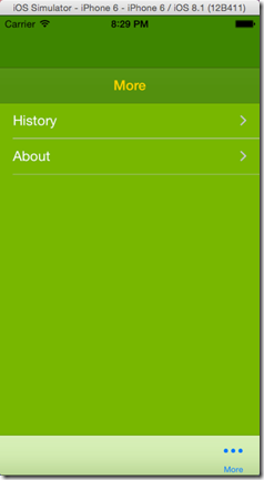 Understanding Tabs with Xamarin Forms | Random Blurbs and
